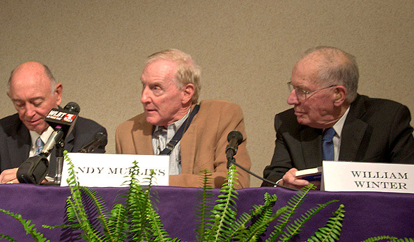 Gov. William Winter Honored at Millsaps